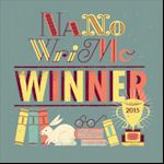 Winner NaNoWriMo 2015